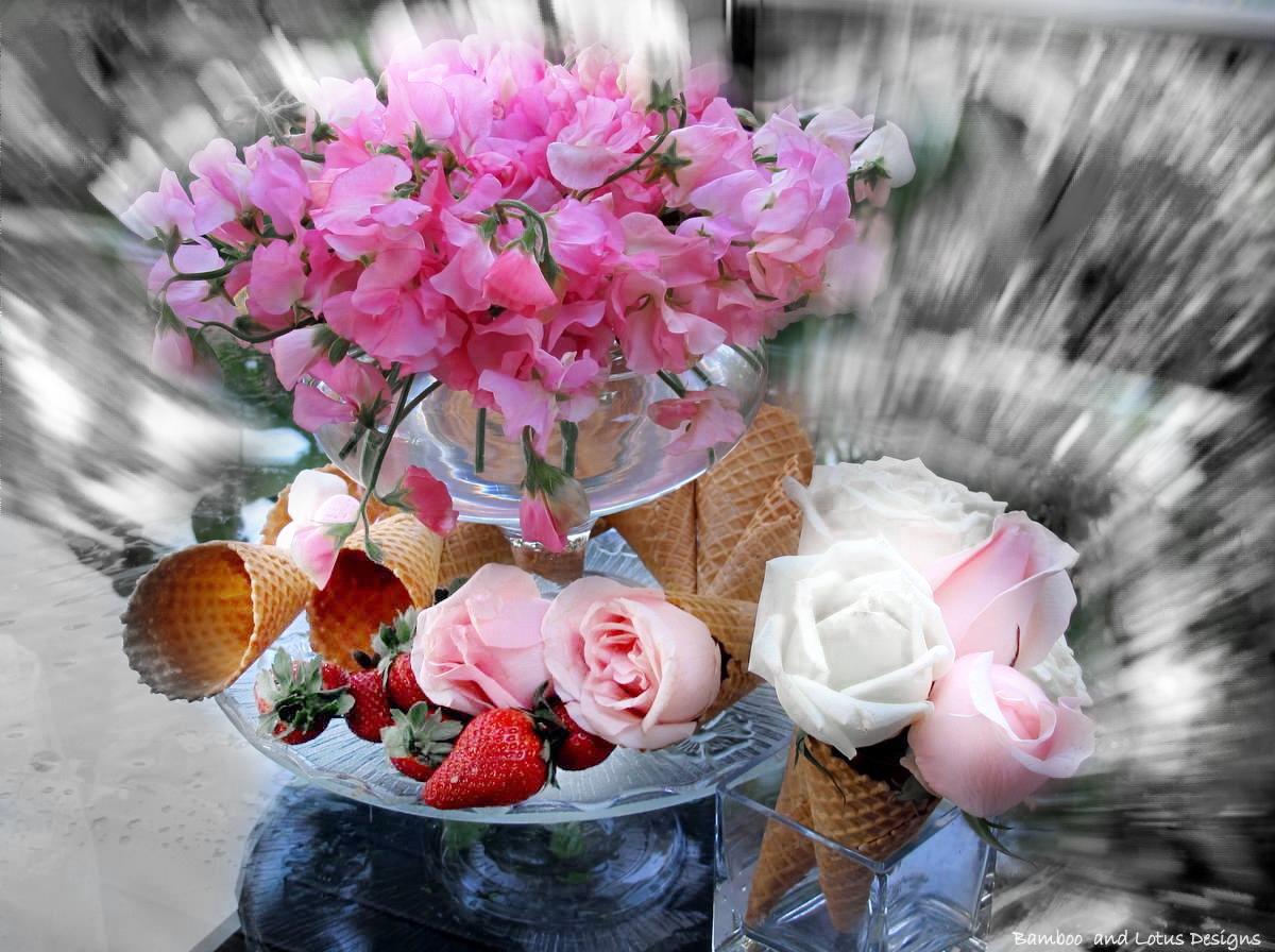 Effect flowers