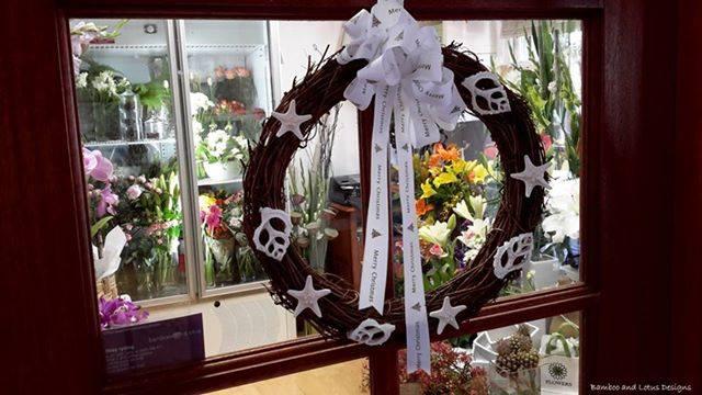 Christmas Wreath - Seaside inspired - 10805565_1518773071705945_7135524129358570667_n